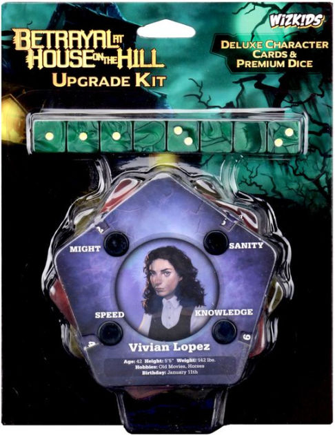 Betrayal at House on the Hill: Upgrade Kit 0