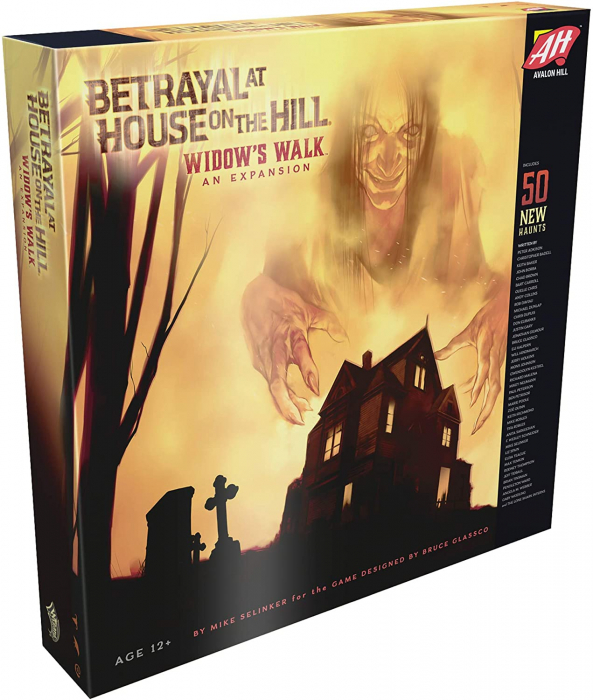 Betrayal at House on the Hill: Widow's Walk (Extensie) - EN 0
