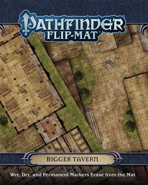 Pathfinder Flip-Mat: Bigger Tavern 0