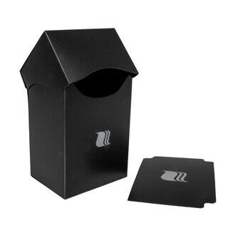 Blackfire Deck Holder Vertical - for 80+ Cards - Black 0