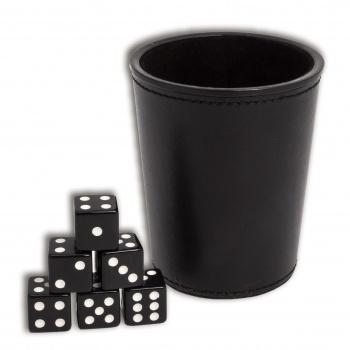 Blackfire Dice - Dice Cup - Black 0