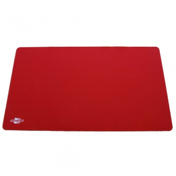 Ultrafine Playmat - Red 2mm - Blackfire  0