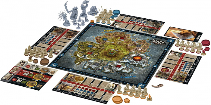 Blood Rage - EN 1