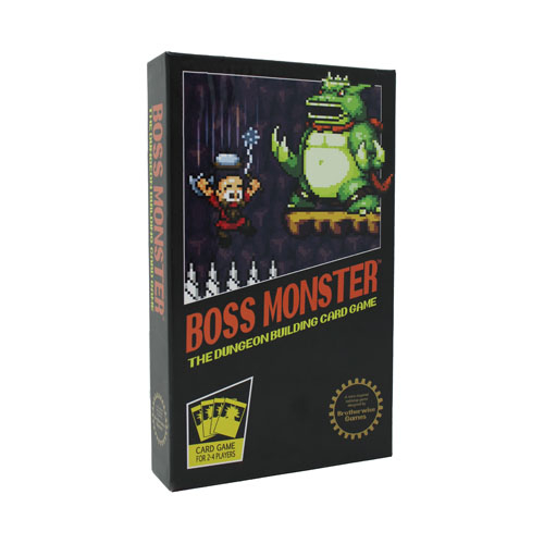 Boss Monster: The Dungeon Building Card Game - EN 0
