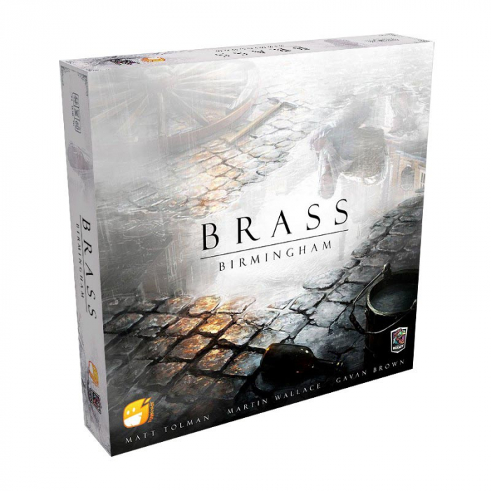 Brass Birmingham 0
