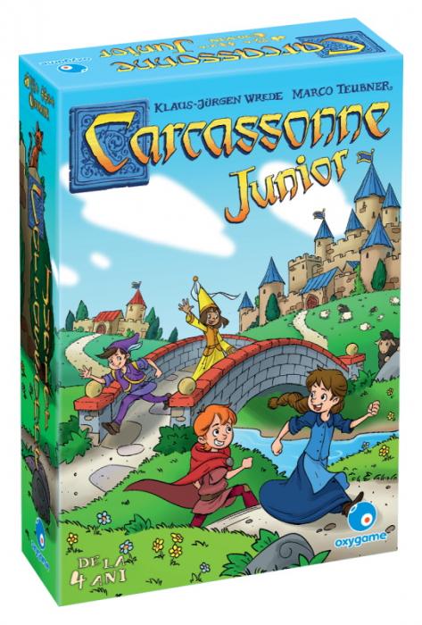 Carcassonne Junior - RO [0]