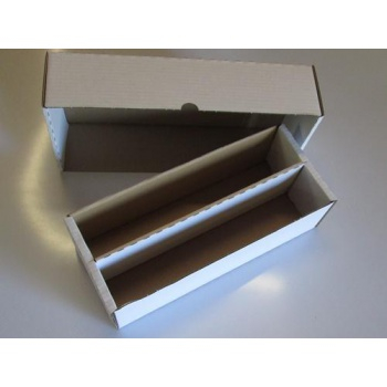 Cardbox / Fold-out Box with Lid for Storage of 2.000 Cards 0
