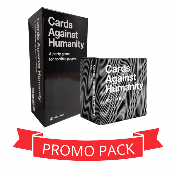 Cards Against Humanity & Absurd Box - Promo Pack 0