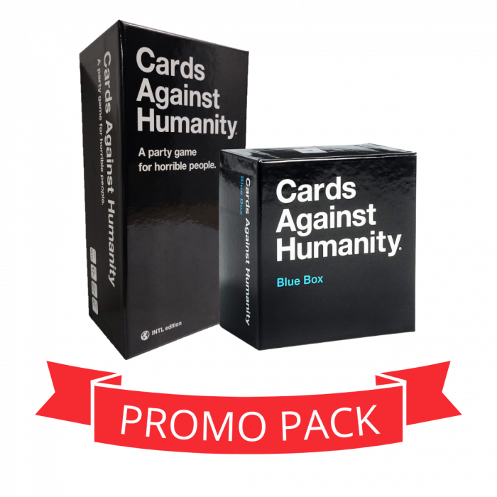 Cards Against Humanity & Blue Box - Promo Pack 0