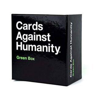 Cards Against Humanity - Green Box - EN [0]