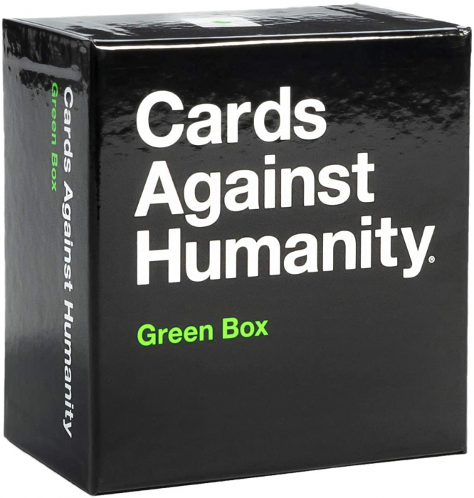 Cards Against Humanity & Green Box - Promo Pack 2