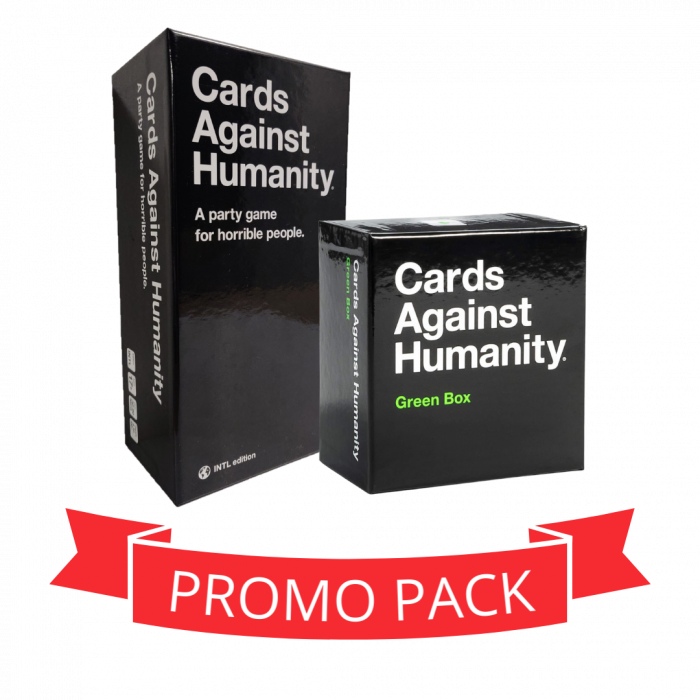 Cards Against Humanity & Green Box - Promo Pack 0