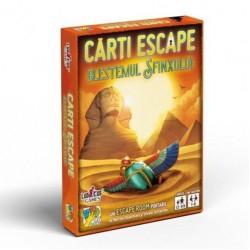 Carti Escape - Blestemul Sfinxului - RO 0