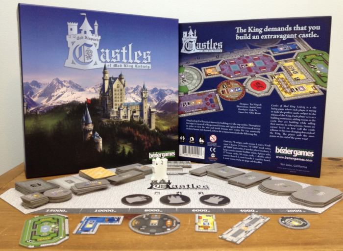 Castles of Mad King Ludwig - EN 1