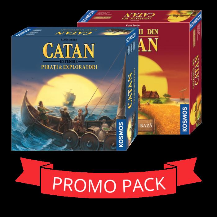 Catan & Pirati si Exploratori - Promo Pack [0]