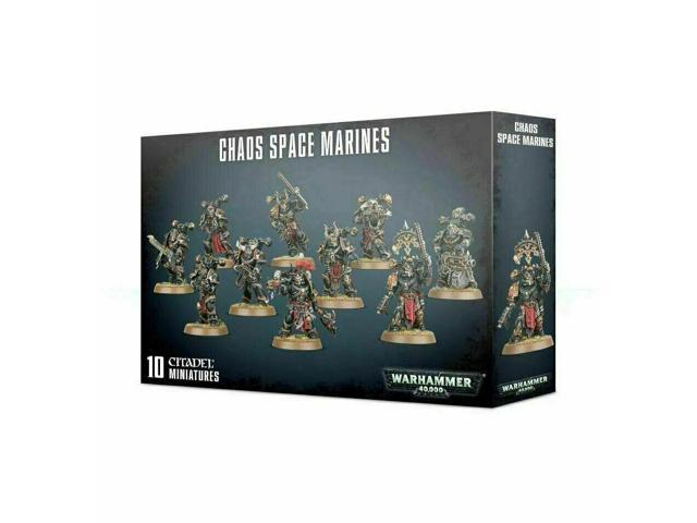 Chaos Space Marines 0