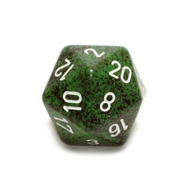 Speckled 34mm D20: Recon [0]