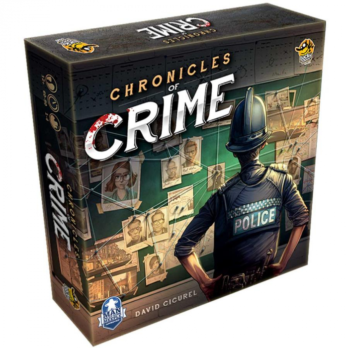 Chronicles of Crime 0