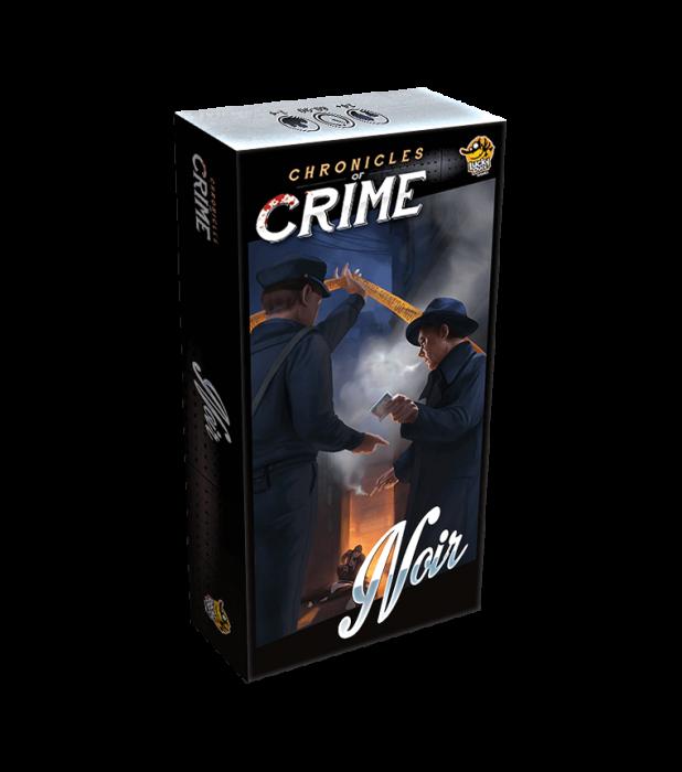 Chronicles of Crime - Noir (Extensie) 0