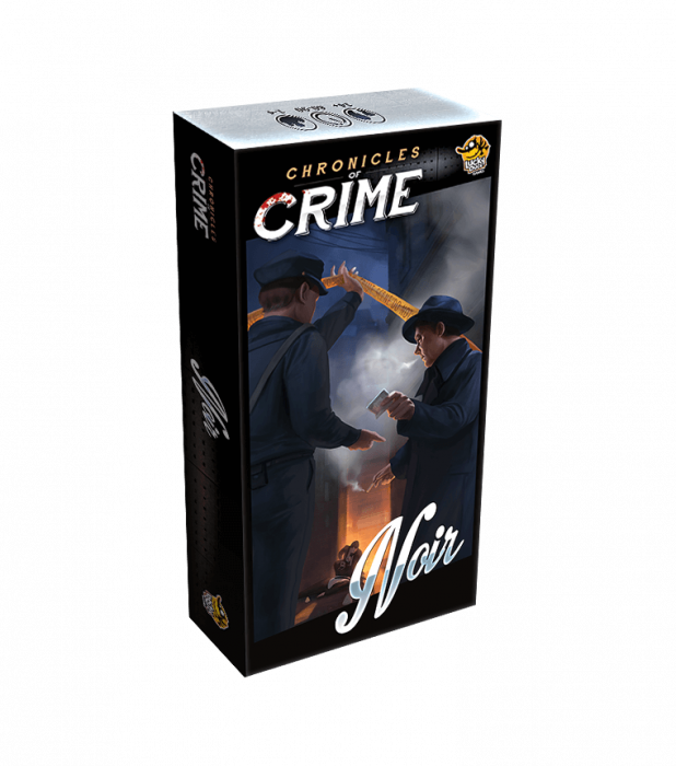 Chronicles Of Crime - Promo Pack [2]