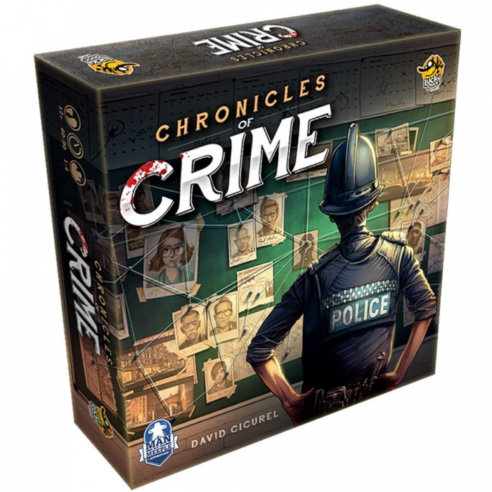Chronicles Of Crime - Promo Pack [1]