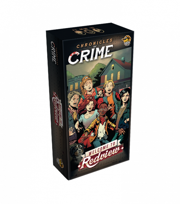 Chronicles Of Crime & Redview - Promo Pack [2]