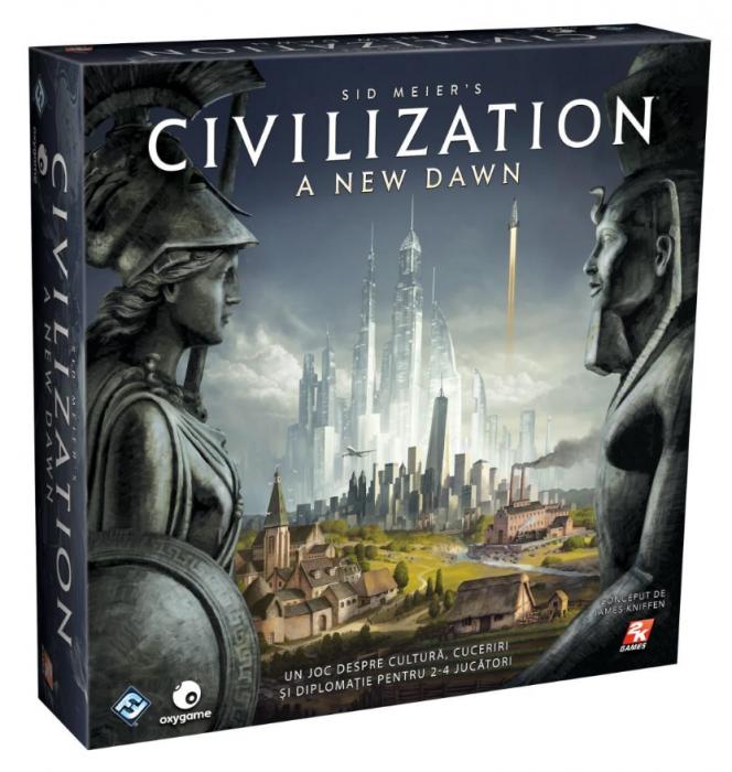 Civilization: A New Dawn - RO 0