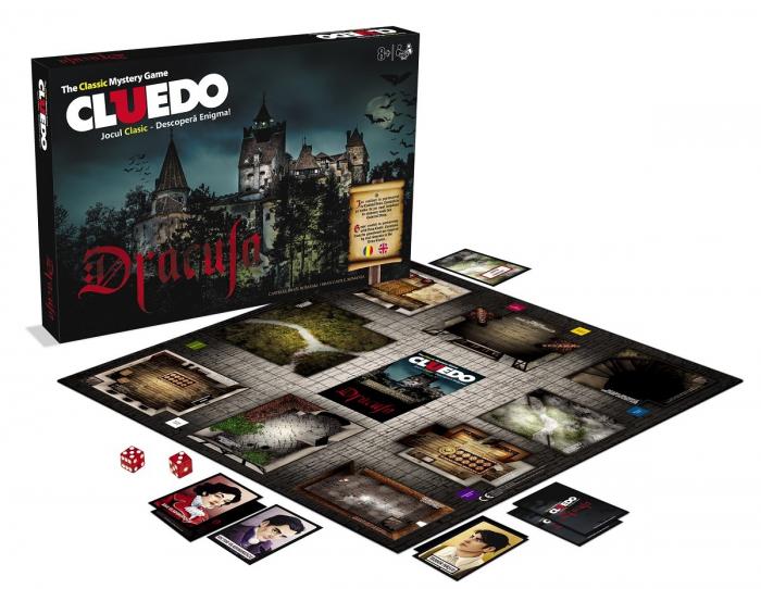 Cluedo Dracula - RO/EN 1