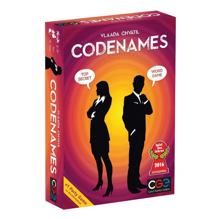 Codenames - EN 0
