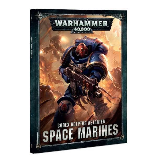 Codex: Space Marines (HB) EN 0
