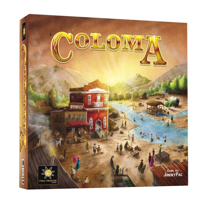 Coloma - EN 0