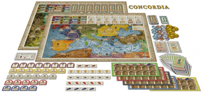 Concordia - EN 1