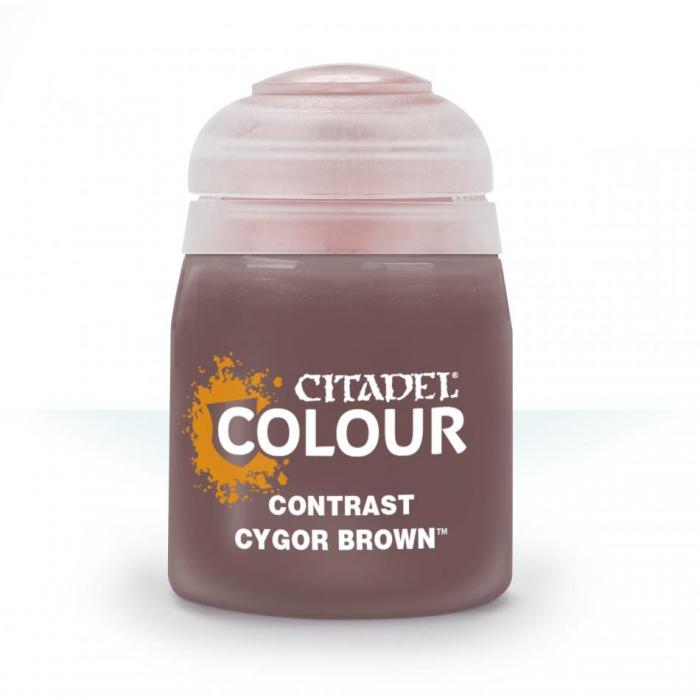 Contrast: Cygor Brown 0