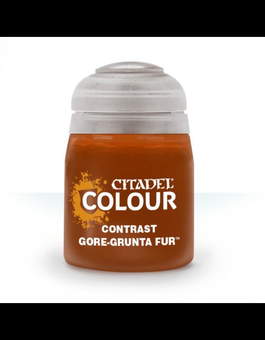 Contrast: Gore-grunta Fur 0
