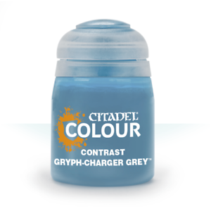 Contrast: Gryph-charger Grey 0
