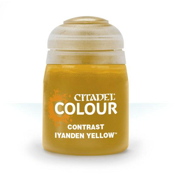 Contrast: Iyanden Yellow 0