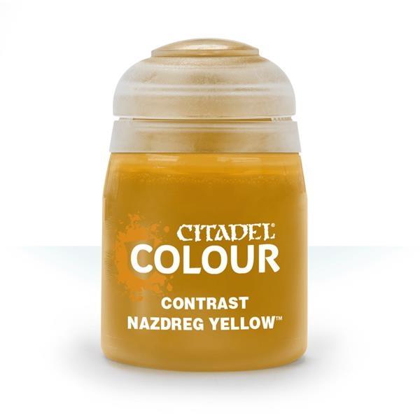 Contrast: Nazdreg Yellow 0
