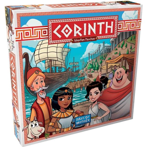 Corinth jocuri de societate 0