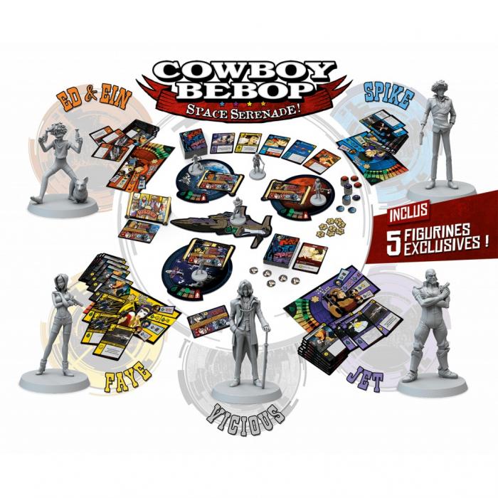Cowboy Bebop: Space Serenade 1