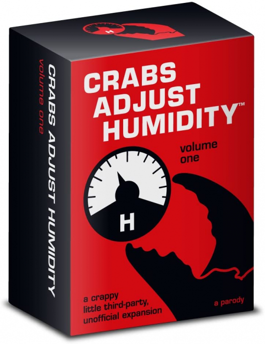 Crabs Adjust Humidity: Volume One - EN 0