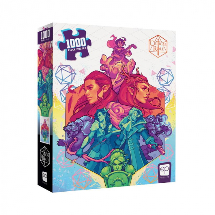 Critical Role Puzzles - Promo Pack [2]