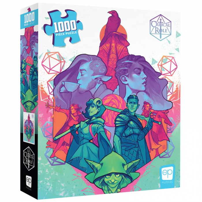 Critical Role Puzzles - Promo Pack [1]
