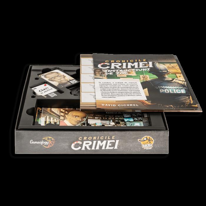 Cronicile Crimei - RO 1