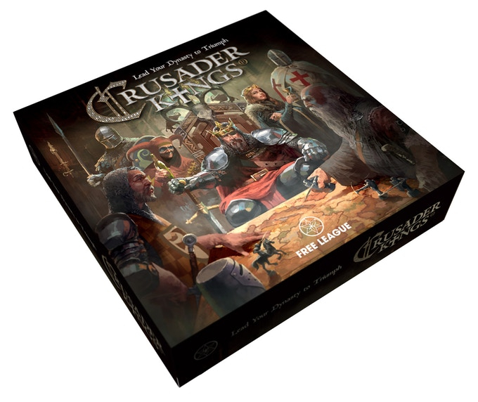 Crusader Kings - Promo Pack 1