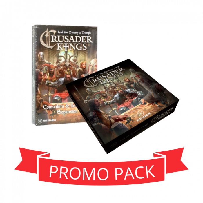 Crusader Kings - Promo Pack 0