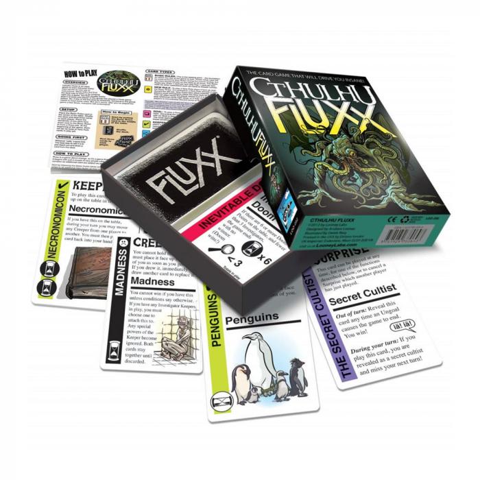 Cthulhu Fluxx - EN [1]