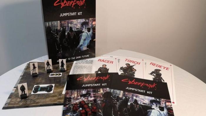 Cyberpunk Red: Jumpstart Kit - EN 1