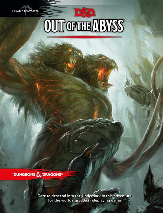 Out of the Abyss (D&D 5e Adventure) - EN 0