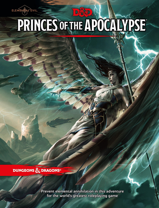 D&D Adventure - Princes of the Apocalypse 0