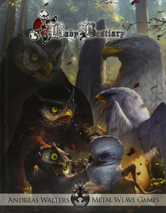 D&D Baby Bestiary - Promo Pack 1